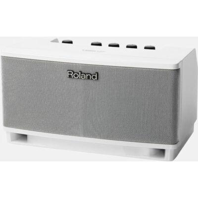 Roland Cube-LM-WH monitor erősítő, aktív, 2.1 hangrendszer, fehér