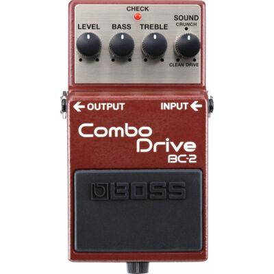 Boss BC-2 Combo Drive torzító pedál