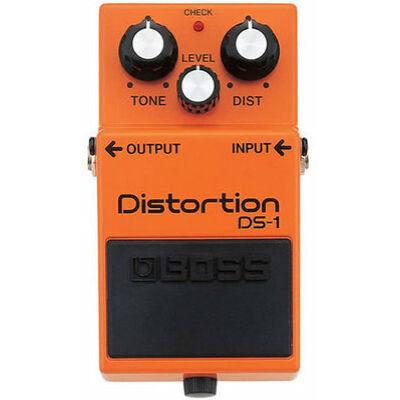 Boss DS-1 gitáreffekt pedál, torzító