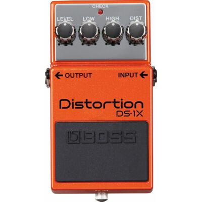 Boss DS-1X gitáreffekt pedál, torzító, új generációs hang