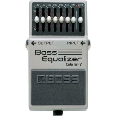 Boss GEB-7 basszusgitár effekt pedál