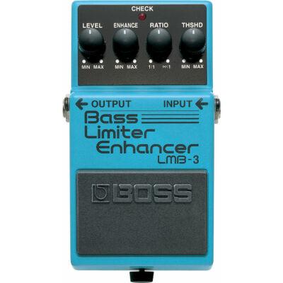 Boss LMB-3 basszugitár effekt pedál, limiter