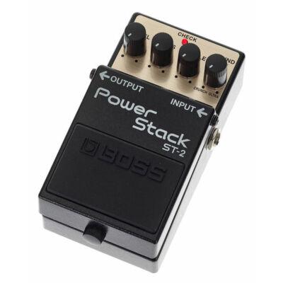 Boss ST-2 gitárffekt pedál, power stack