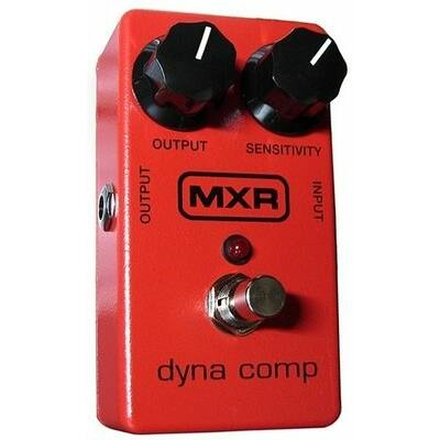Dunlop MXR 102 - Dyna Comp - kompresszor pedál