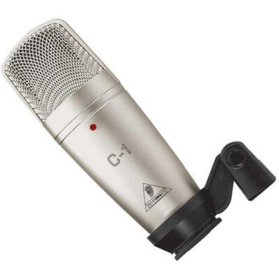 Behringer C-1 - kondenzátor mikrofon