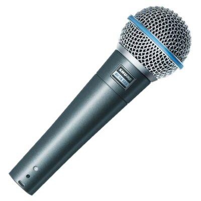 Shure Beta58A ének mikrofon