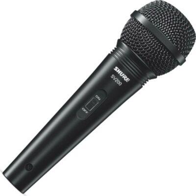 Shure SV-200 vokál mikrofon