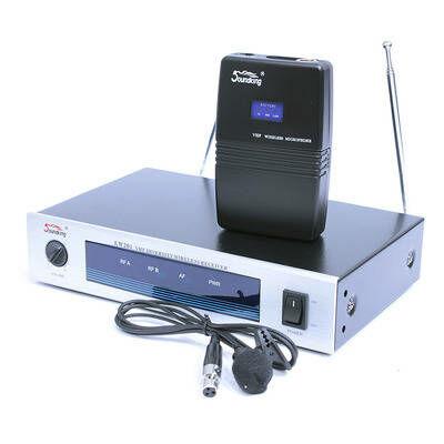 Soundking EW102 - vezeték nélküli mikrofon, csiptetős