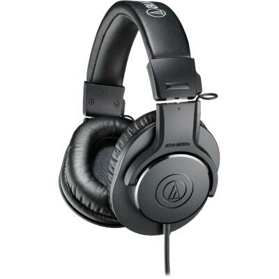 Audio-Technica ATH-M20x - fejhallgató, stúdióhoz