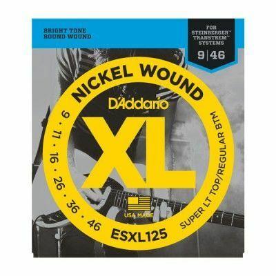 Daddario EXL125 9-46 Super Light top/Reg.bot. - elektromos gitár húrkészlet