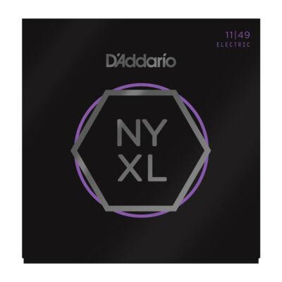 Daddario NYXL1149 - elektromos gitár húrkészlet
