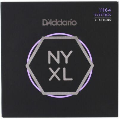 Daddario NYXL1164 Medium 7 húros - elektromos gitár húrkészlet