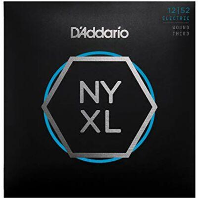 Daddario NYXL1252W 3rd Wound - elektromos gitár húrkészlet