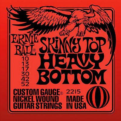 Ernie Ball 10-52 Nickel Wound S.T.H.B. - elektromos gitár húrkészlet