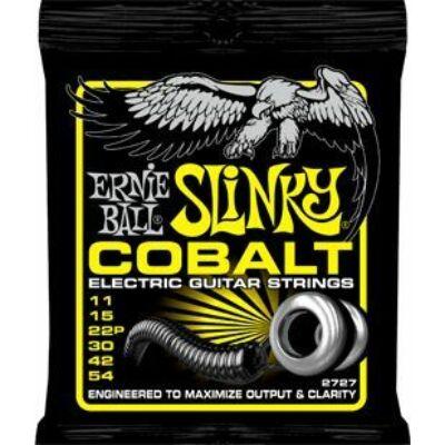 Ernie Ball 11-54 Cobalt Beefy Slinky - elektromos gitár húrkészlet