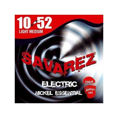 Savarez S50LM Light-Medium 10-52 elektromos gitár húrkészlet