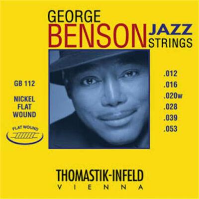 Thomastik George Benson - GB112 - jazz gitár húrkészlet