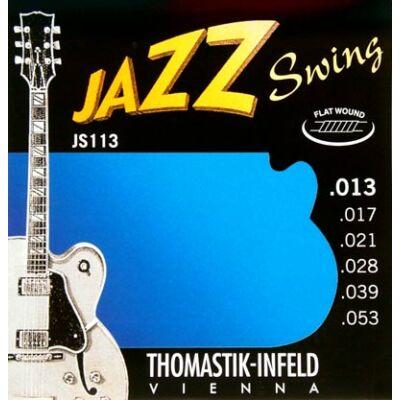 Thomastik JS113 13-53 Swing - jazz gitár húrkészlet