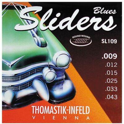 ThomastikSL109 - Blues Sliders - elektromos gitárhúrkészlet