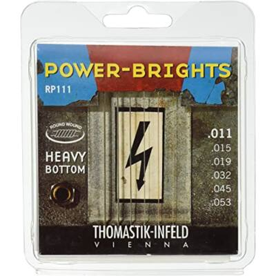 Thomastik PB111 - Power Brights - elektromos gitárhúrkészlet