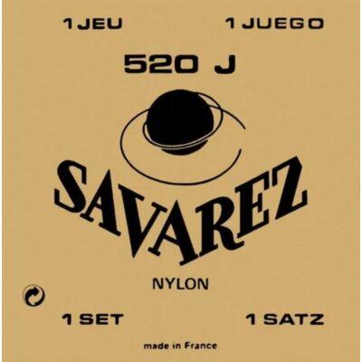 Savarez 520J Concert Normal tension klasszikus gitár húrkészlet