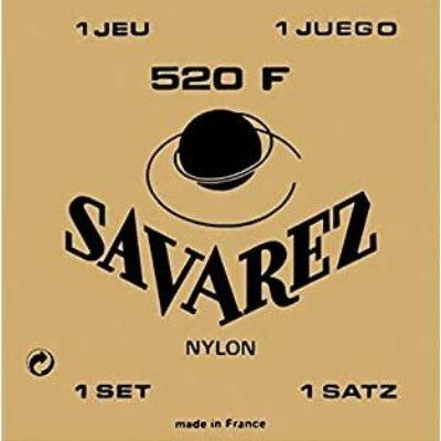 Savarez 520F Concert Mixed tension - klasszikus gitár húrkészlet