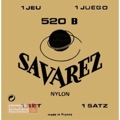 Savarez 520B Concert Low tension klasszikus gitár húrkészlet