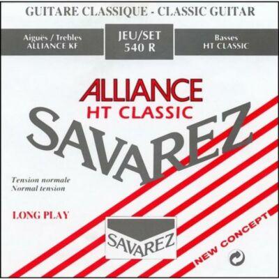 Savarez 540R Concert Alliance Normal tension klasszikus gitár húrkészlet
