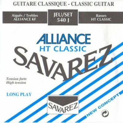 Savarez 540J Concert Alliance High tension klasszikus gitár húrkészlet