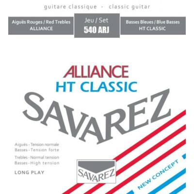 Savarez 540ARJ Concert Alliance Mixed Tension klasszikus gitár húrkészlet