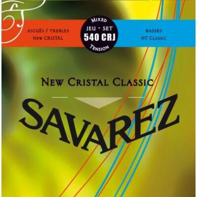 Savarez 540CRJ New Cristal Mixed tension klasszikus gitár húrkészlet