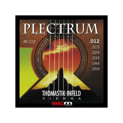 Thomastik Plectrum - AC112 - western gitár húrkészlet, bronz