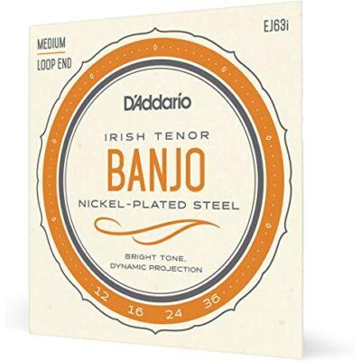 Daddario EJ63i - tenor banjo húrkészlet, 4 húr