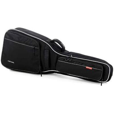 Gewa Premium 20 klasszikus gitártok, 20 mm szivacs bélés, fekete