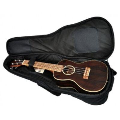 Baton Rouge Noir szoprán ukulele tok, bélelt puhatok